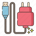 charger, battery, power, energy