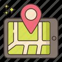 gps, navigation, transport