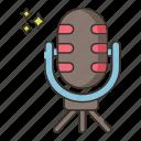 microphone, mic, sound, audio