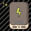power, bank, energy, charging