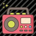radio, music, sound, audio