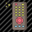 remote, control