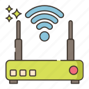 router, internet, wifi
