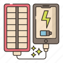 solar, panel, charger