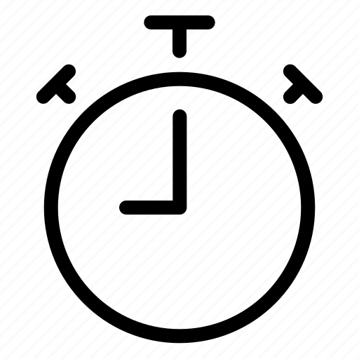 clock, counter, stopwatch, timer icon