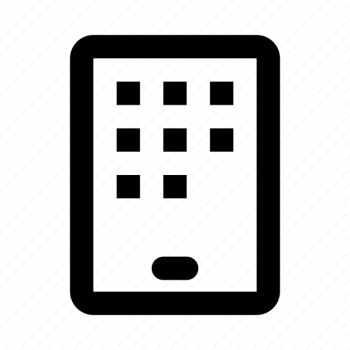 apps, device, mobile, phone, smartphone, tablet, touchscreen icon