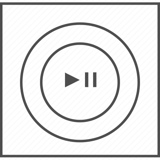 apple, ipod, music, player, shuffle icon
