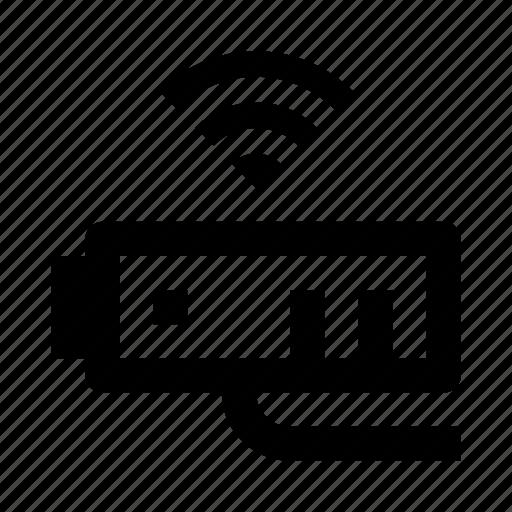 camera, gadget, surveillance, video, wifi, wireless icon