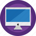 computer, device, imac, screen icon