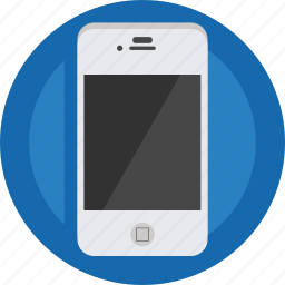 call, cell phone, contact, device, iphone, mobile, smartphone icon