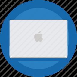 computer, device, laptop, macbook icon