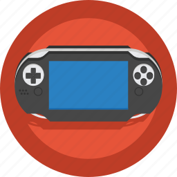 console, device, game, game console, play, ps vita, video, video game icon