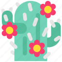 cactus, de, dia, flower, mexico, muertos, peyote icon