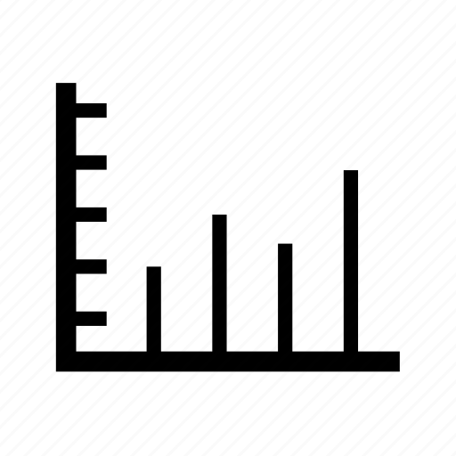 business, development, diagram, increasing icon