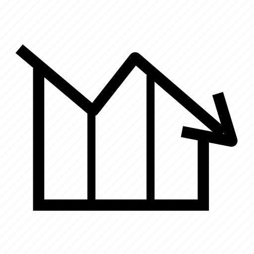 bar, diagram, pie, stats icon
