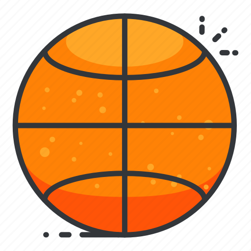 ball, basketball, exercise, fitness, sport icon