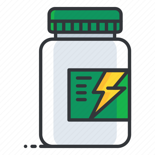 energy, fitness, medication, medicine, substances icon