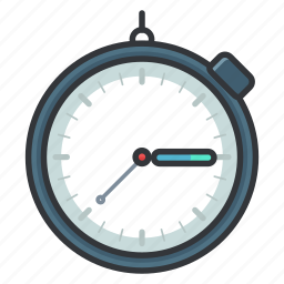 clock, fitness, stopwatch, time, timer icon