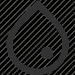 drop, liquid, water, water-drop, капля icon