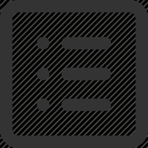 check, checklist, list, tasks, to, список icon