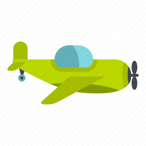 aircraft, airplane, aviation, plane, small, toy, transport icon