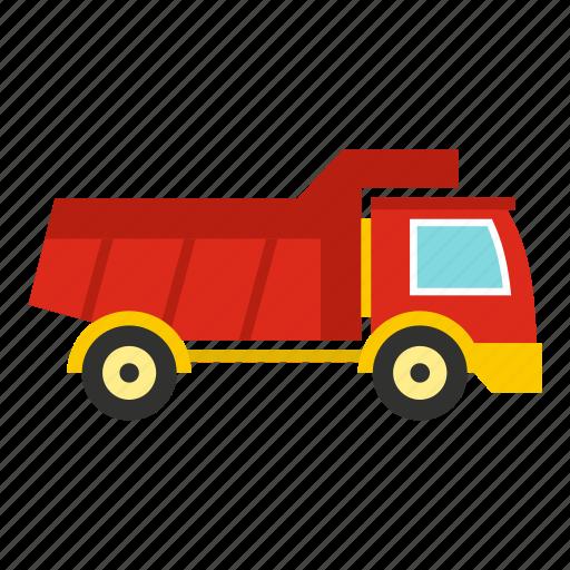 car, child, fun, plastic, toy, truck, vehicle icon