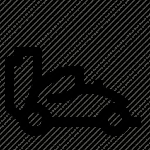 bolide, car, formula, sport icon