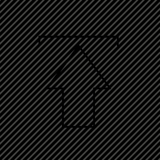file, upload icon