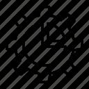 setting, gear, cogwheel, graph
