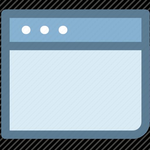 applications, browser, internet, website, websites icon