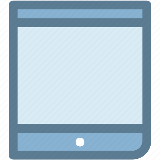 design, device, digital, ipad, mobile tablet, tablet icon
