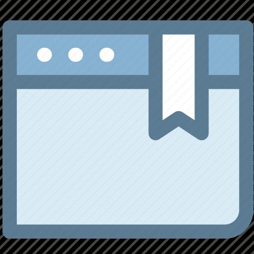 bookmark, bookmark website, browser, internet, network, website icon