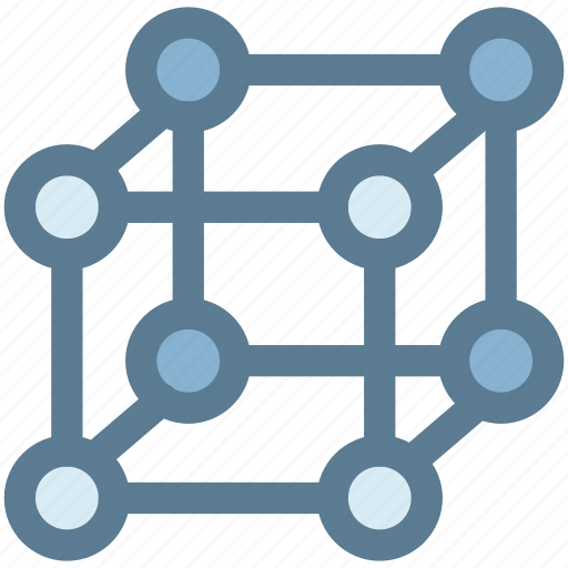 Cube, design, digital, geometry, mathematics, shape icon - Download on Iconfinder