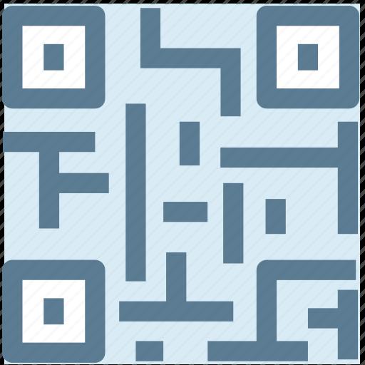code, information, qr, qr code, scanner icon