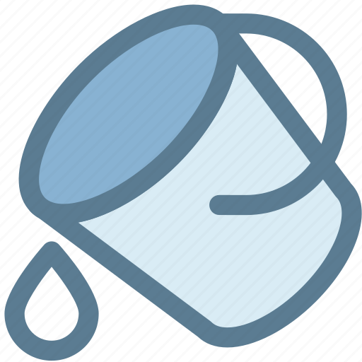 bucket, color, fill, paint, paint bucket, tool icon