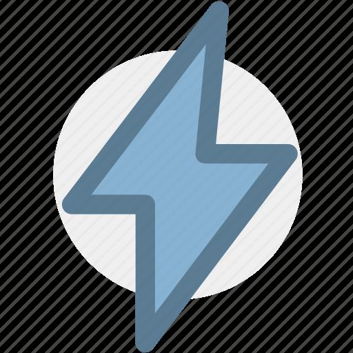 danger, electricity, high voltage, lightning bolt, power, voltage icon