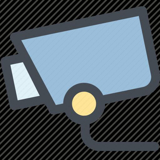 Camera, cctv, design, infrared, security, security camera, webcam icon - Download on Iconfinder