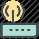 wifi signals, web, wireless internet, wifi modem, wifi routerinternet device, design, device
