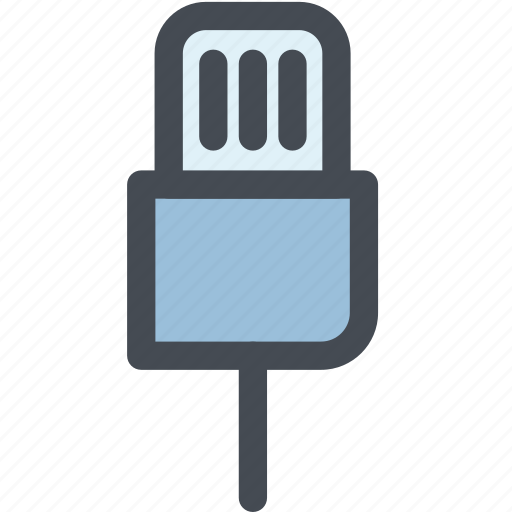 charger, charging cable, phone cable, plug, smart, smartphone, telephone cable icon