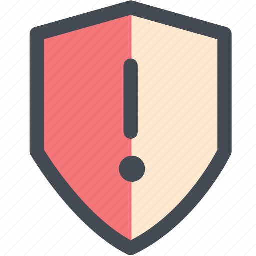 alert, caution, guard, protected, reminder, triangle, warning icon
