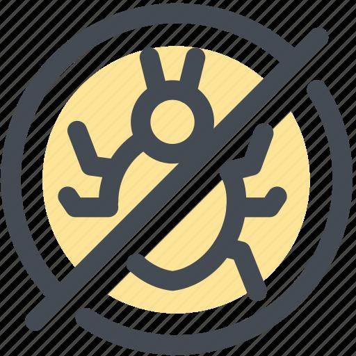 antivirus, bug, protect, security, security bug, virus, web icon
