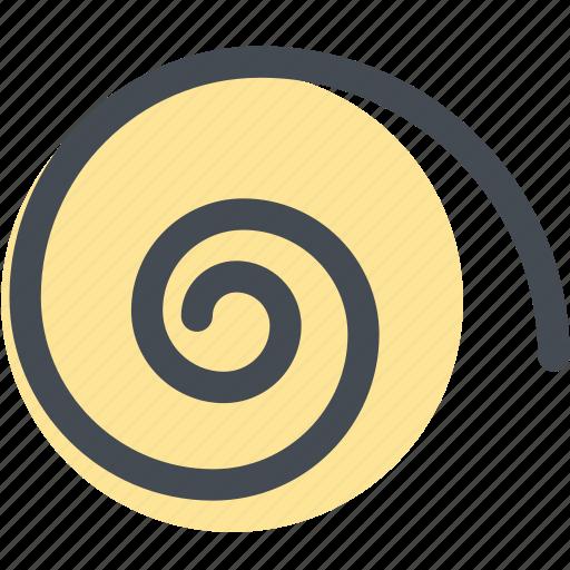 design, digital, round, shape, spiral, spiral tool, tool icon