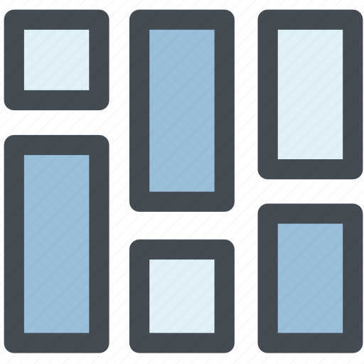 design, grid, grid layout, layout, website icon