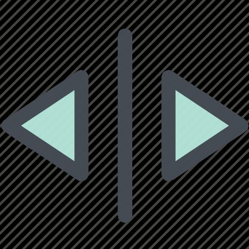 elevator, elevator control, open, open arrows, open door icon