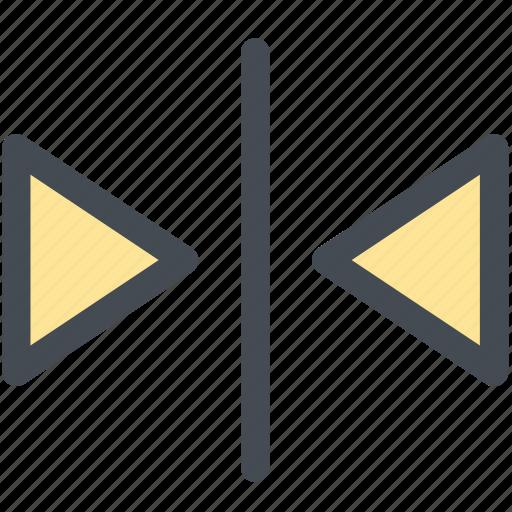 close arrows, elevator, elevator control, open, open door icon