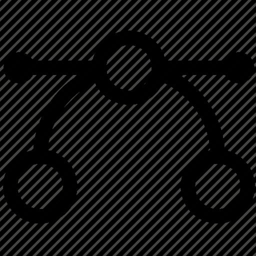 anchor, design, graphic design, illustrator, vector icon