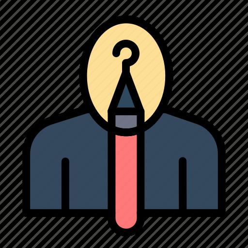 anonymous, artist, author, authorship, creative icon