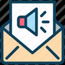 digital, marketing, email, advertising, speaker, announce