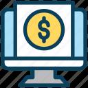 digital, marketing, online, payment, money, dollar