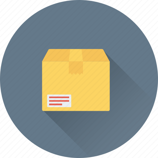 box, delivery box, package, parcel icon